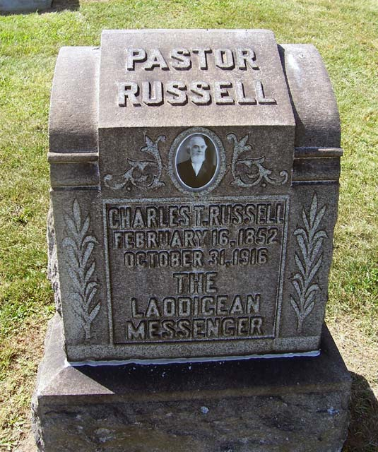 Evidence Charles Taze Russell was not a Freemason